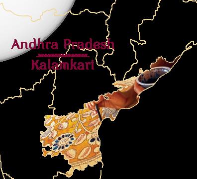 Andhra Pradesh Kalamkari