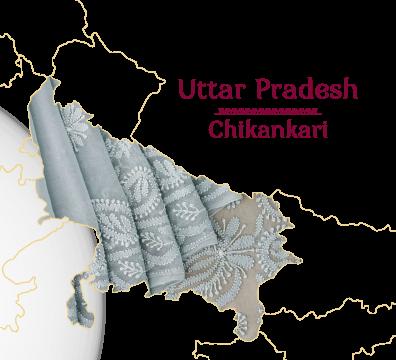 Uttar Pradesh Chikankari