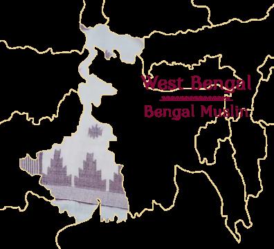 West Bengal Bengal Muslin