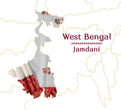 West Bengal Jamdani
